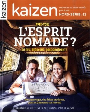 L'esprit nomade ? - Kaizen Eko Libris - 9791093452357 -