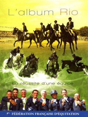 L'album Rio - federation francaise d'equitation - 9791095279013 -