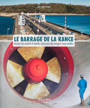 Le barrage de la Rance - Bow-Window - 9791096740130 -
