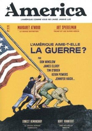 America N° 12/16 : L'Amérique aime-t-elle la guerre ? - america - 9791097365585 -