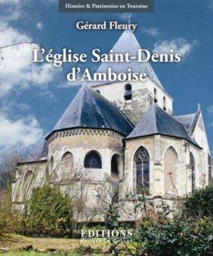 L'église Saint-Denis d'Amboise - hugues de chivre - 9791097407001 -
