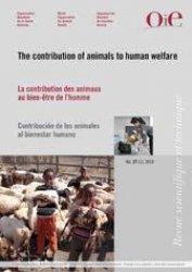 La contribution des animaux au bien-être de l'homme - oie - 9789295108547 -