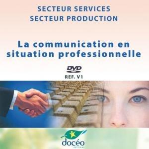 La communication en situation professionnelle - doceo - 2302354970014 -