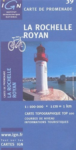 La Rochelle - Royan - ign - 3282111003935 -