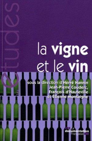 La vigne et le vin - la documentation francaise - 3303331953234 -