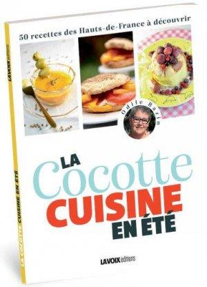 La cocote cuisine en été - la voix du nord - 3784008607900 -