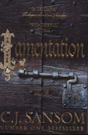 Lamentation - macmillan - 9780330511049 -