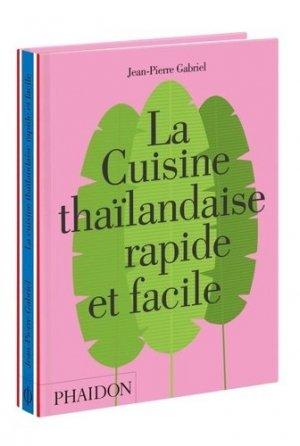 La cuisine thaïlandaise rapide et facile - phaidon - 9780714873596 -
