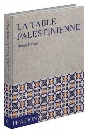 La table palestinienne - phaidon - 9780714875569 -