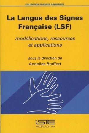 La Langue des Signes Française (LSF) - iste - 9781784050504 -