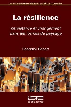 La résilience - iste - 9781784057657 -