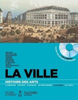 La ville - Hachette Education - 9782011712011 -