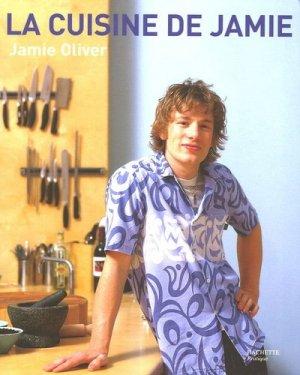 La cuisine de Jamie Oliver - Hachette - 9782012358133 - majbook ème édition, majbook 1ère édition, livre ecn major, livre ecn, fiche ecn