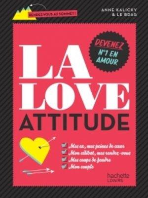 La Love Attitude - Hachette - 9782012385009 -