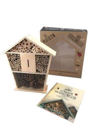 La maison des coccinelles - Hachette - 9782013968409 -