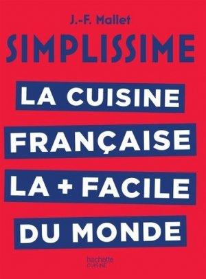 La cuisine française la + facile au monde - hachette - 9782017059561 -