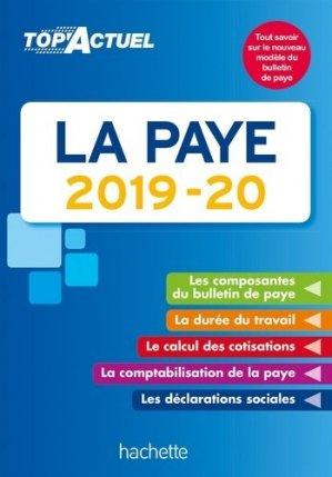 La paye - Hachette Education - 9782017081401 -