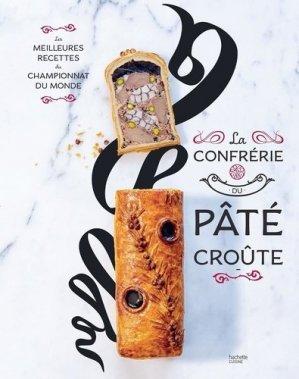 La confrérie du pâté-croûte - hachette - 9782017089513 -