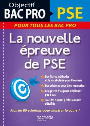 La nouvelle épreuve de PSE - hachette - 9782019104146 -