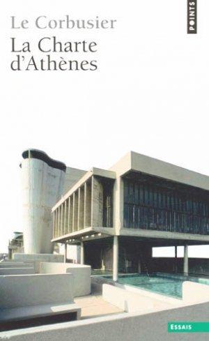 La charte d'Athènes - du seuil - 9782020006002 -