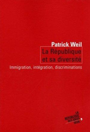 La république et sa diversité - du seuil - 9782020693776 -