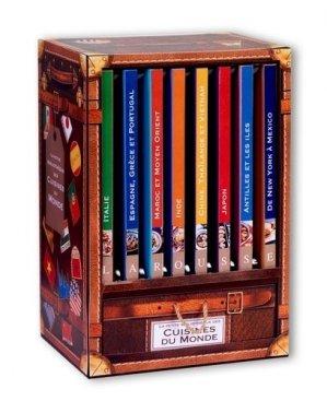 La petite bibliothèque des cuisines du monde - Larousse - 9782035877826 -