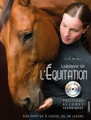 Larousse de l'équitation - larousse - 9782035879479 -
