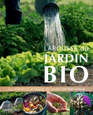 Larousse du jardin Bio - larousse - 9782035883896 -