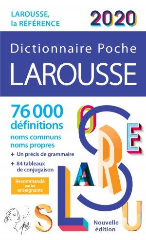 Larousse de poche 2020 - larousse - 9782035972750 -