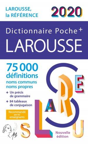 Larousse de poche plus 2020 - larousse - 9782035972767 -