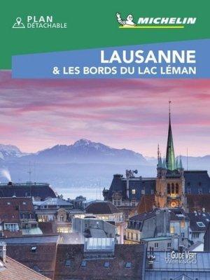 Lausanne - Michelin Editions des Voyages - 9782067247239 -