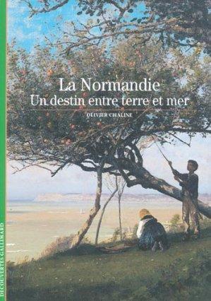 La Normandie - gallimard editions - 9782070355464 -