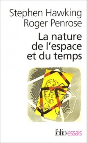 La nature de l'espace et du temps - gallimard editions - 9782070429271 -