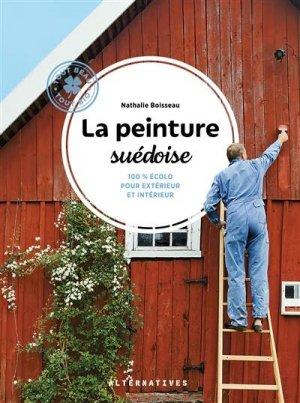 La peinture suédoise - gallimard editions - 9782072932496 -