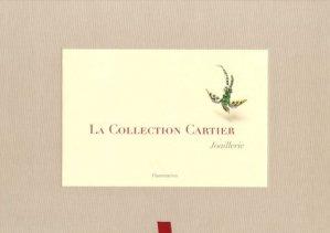 La Collection Cartier. Joaillerie - Flammarion - 9782080110701 -