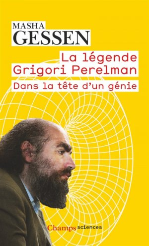 La légende Grigori Perelman - flammarion - 9782081231696 -