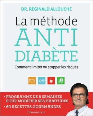 La méthode anti-diabète - flammarion - 9782081359147 -