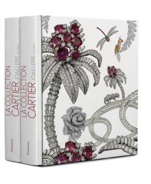 La collection Cartier - Joaillerie - Coffret en 2 volumes - flammarion - 9782081432895