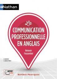 La communication professionnelle en anglais - nathan - 9782091653969 -