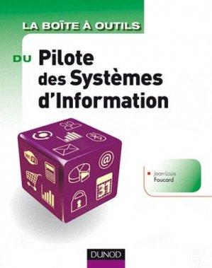 La boîte à outils du Pilote des Systèmes d'Information - Dunod - 9782100534890 -