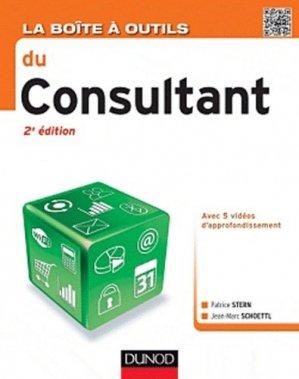 La boite à outils du Consultant - Dunod - 9782100569144 -