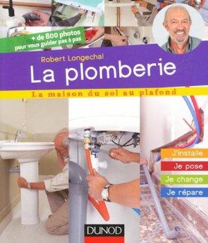 La plomberie - dunod - 9782100582334 -