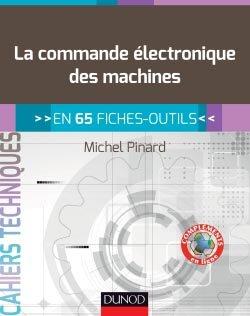 La commande électronique des machines - dunod - 9782100584819 -