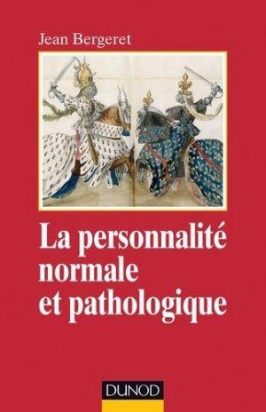 La personnalité normale et pathologique - dunod - 9782100600199 -