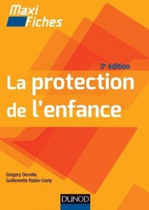 La protection de l'enfance - dunod - 9782100702336 -