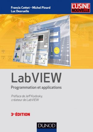 LabView - dunod - 9782100724338