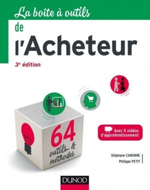 La boîte à outils de l'acheteur - Dunod - 9782100760428 -