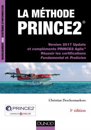 La méthode Prince2 - dunod - 9782100776696 -