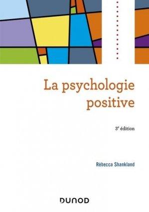 La psychologie positive - dunod - 9782100793235 -