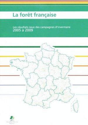 La fôret française - inventaire forestier national - 9782111280526 -